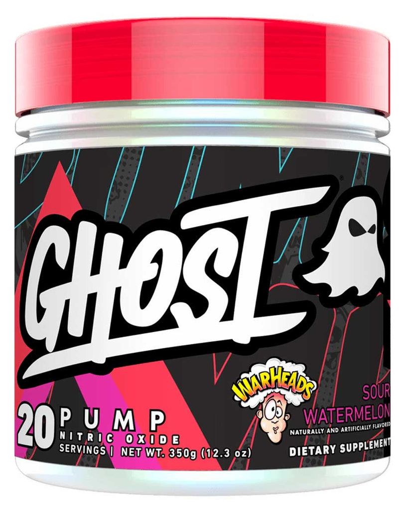 Pump by Ghost Lifestyle