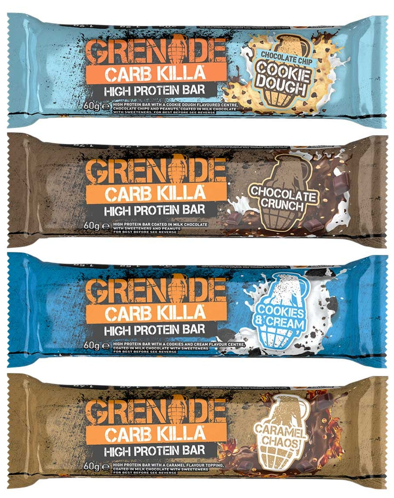 Carb Killa Bar by Grenade