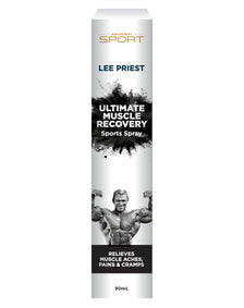 Lee Priest Ultimate Recovery Spray by Abundant Natural Health