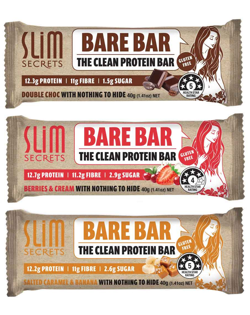Bare Bars by Slim Secrets