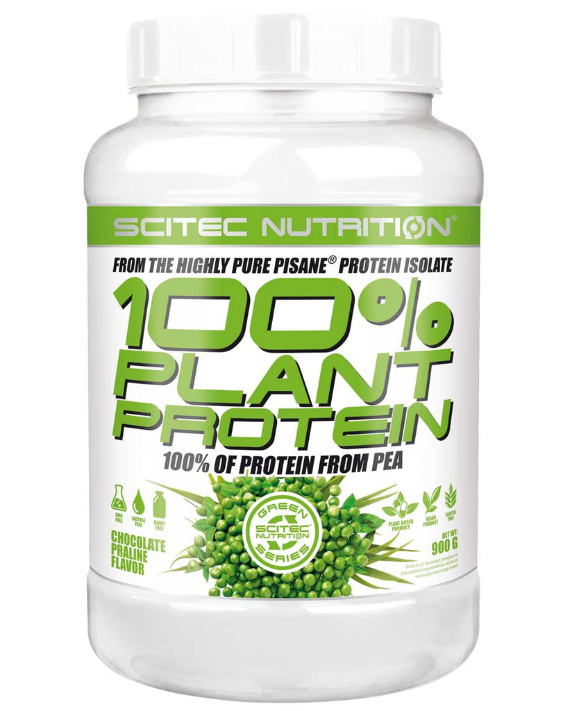 100% Plant Protein by Scitec Nutrition