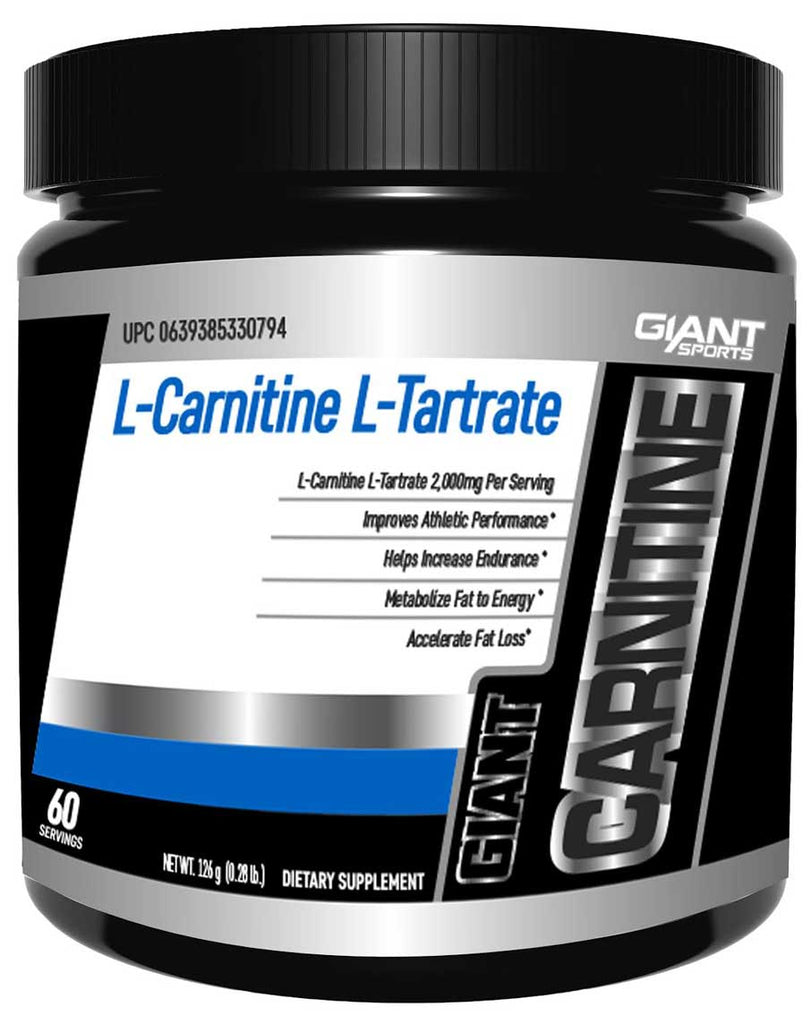 L-Carnitine-L-Tartrate by Giant Sports