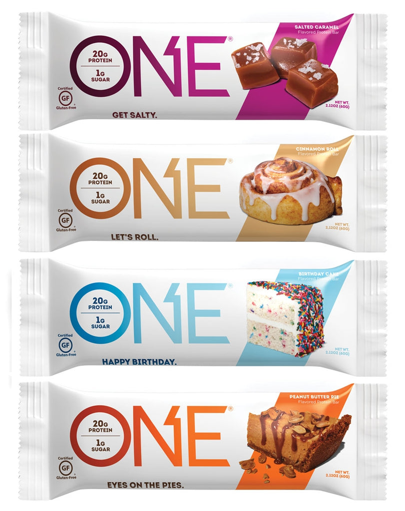 One Bars by OhYeah Nutrition