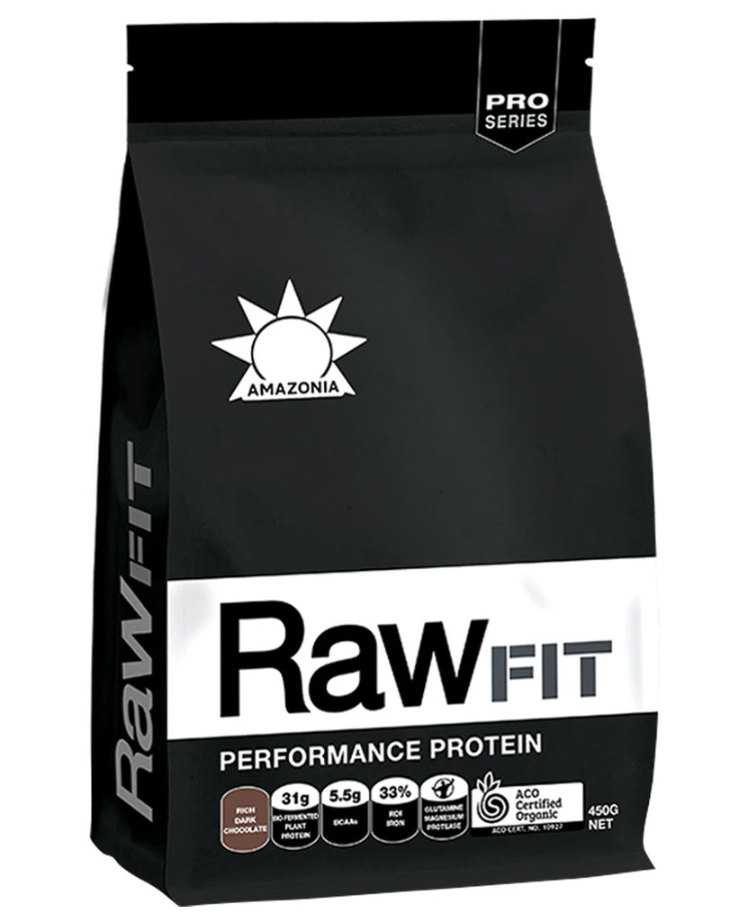 Raw Fit Performance Protein by Amazonia