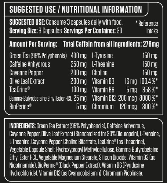 Shred X (ABE) by Applied Nutrition – Supplement Warehouse