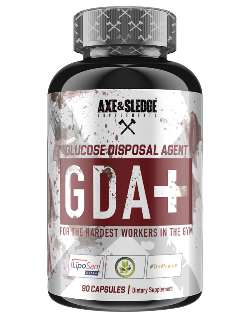 GDA + by Axe & Sledge Supplements