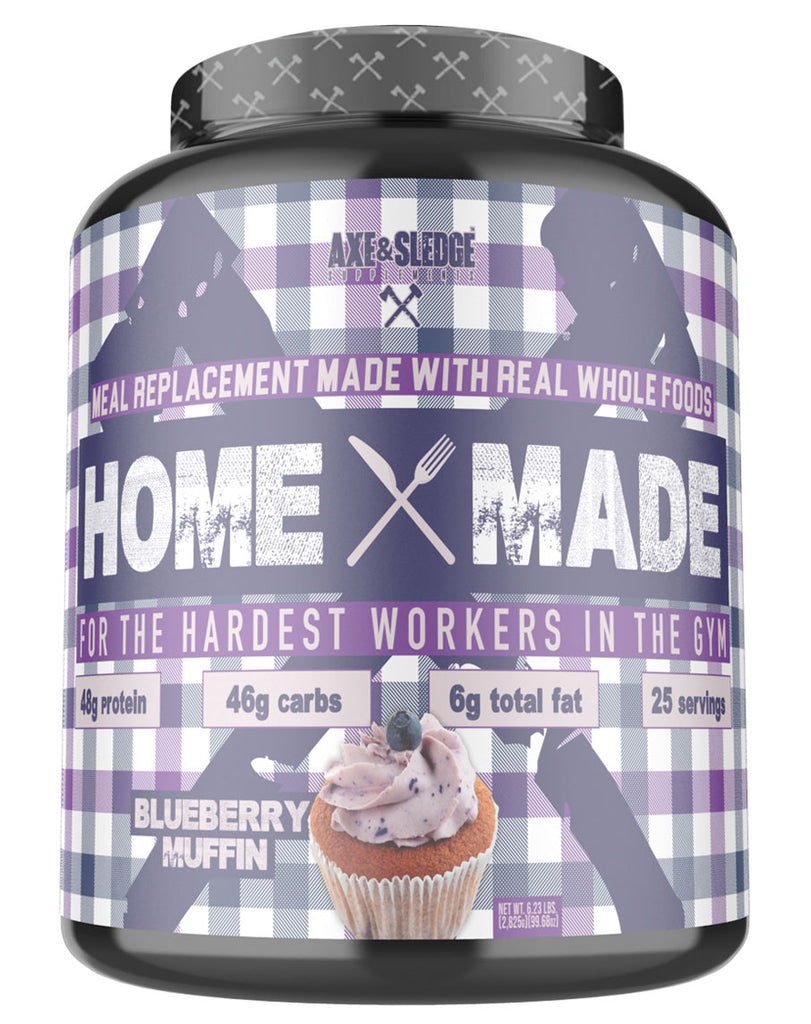 Home Made by Axe & Sledge Supplements