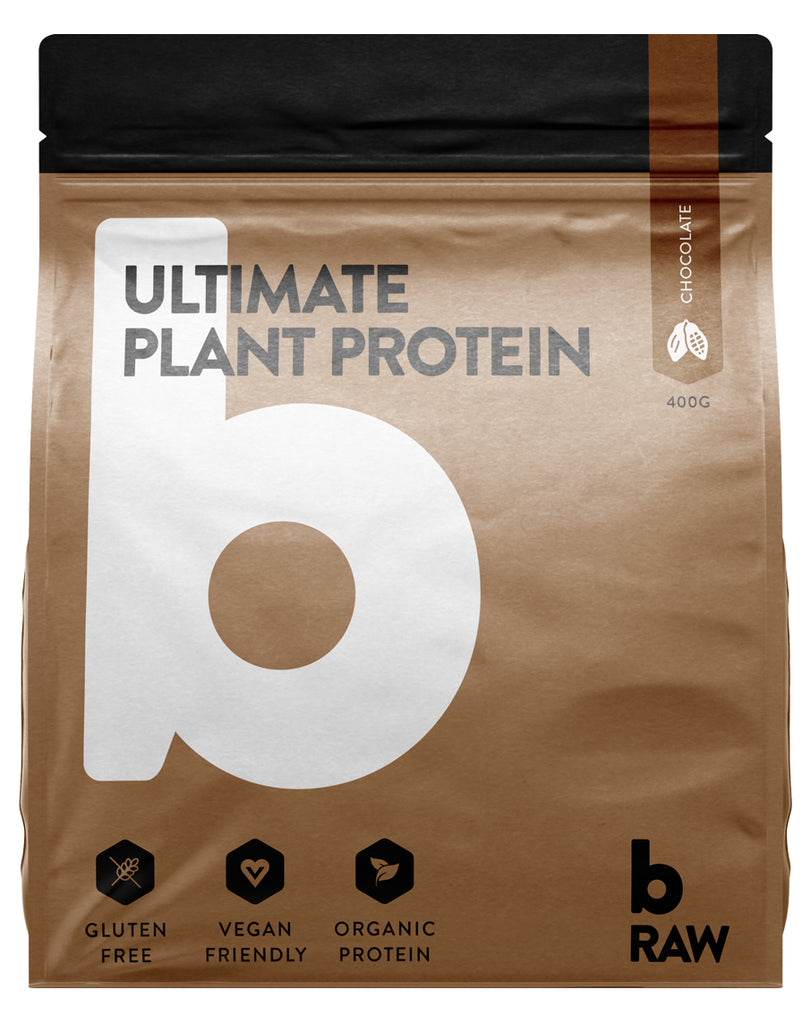 Ultimate Plant Protein by B Raw