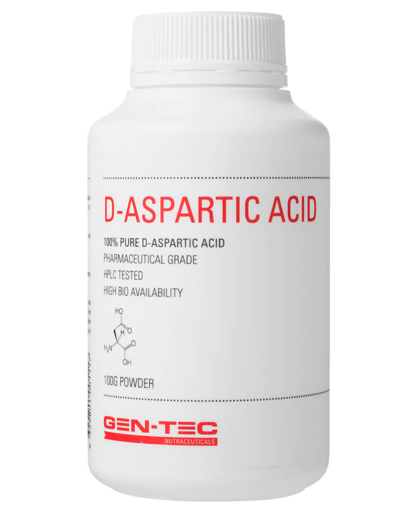 D-Aspartic Acid by Gen-Tec Nutrition
