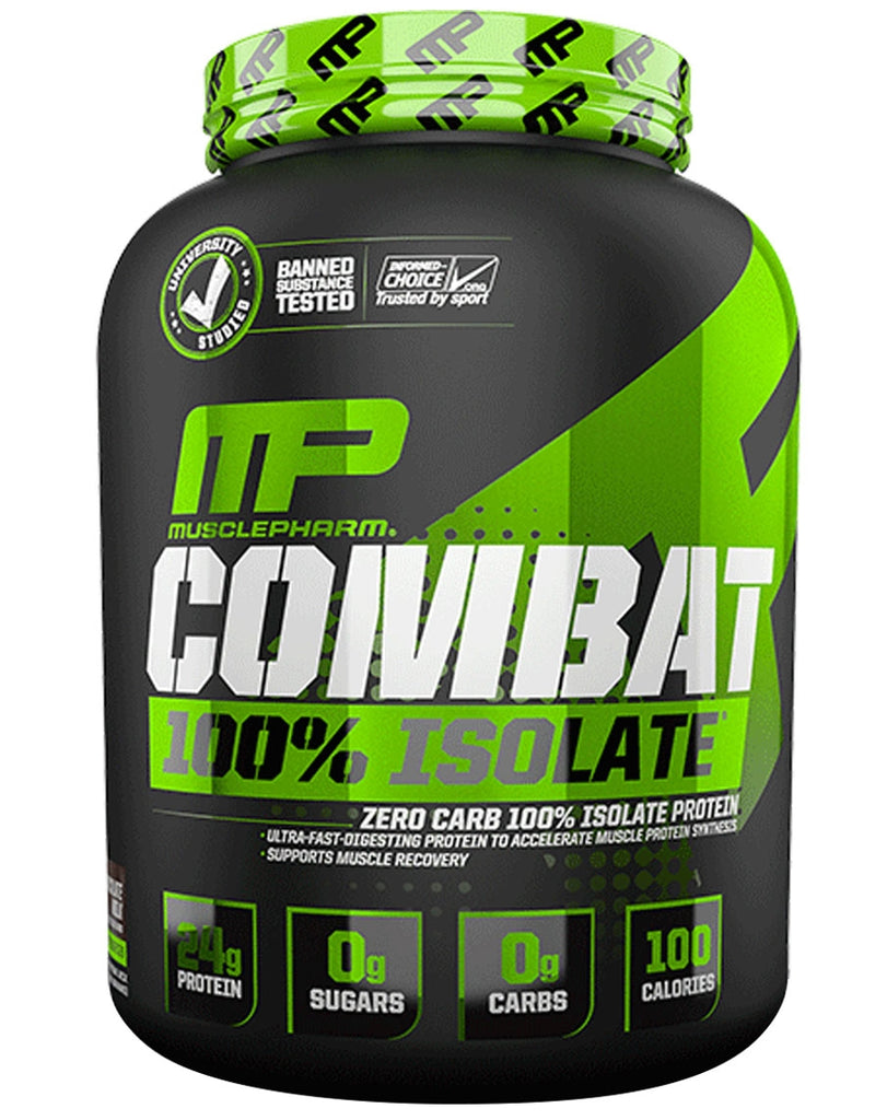 Combat 100% Isolate by MusclePharm
