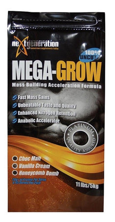 Mega Grow by Next Generation Supplements