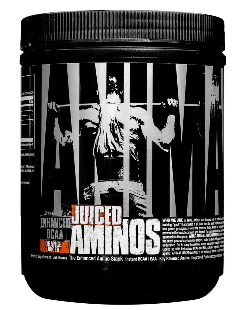Animal Juiced Aminos by Universal Nutrition