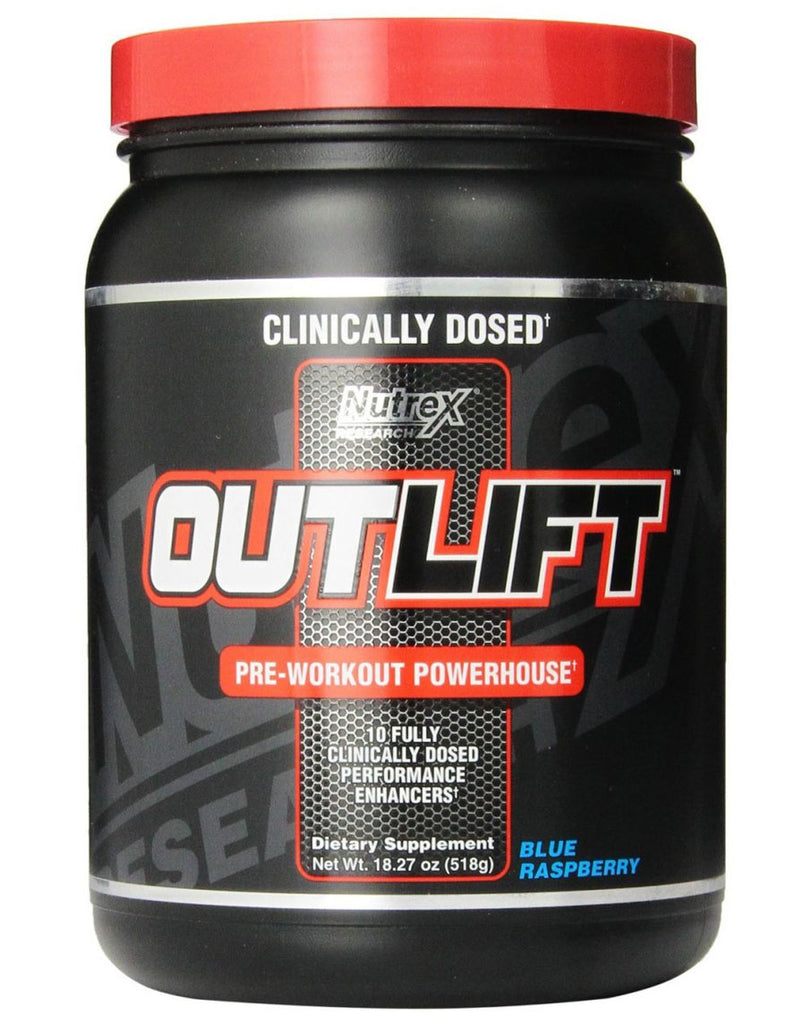 Outlift Pre-Workout Powerhouse by Nutrex Research