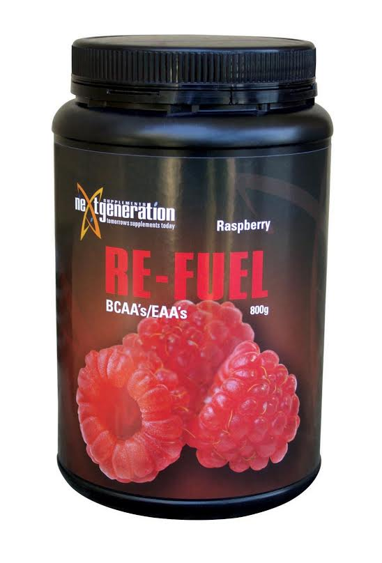 Re-Fuel BCAA's/EAA's by Next Generation Supplements