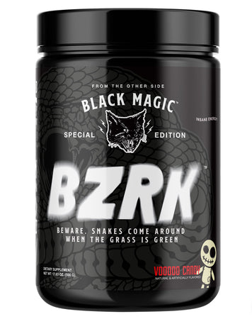 BZRK Black by Black Magic