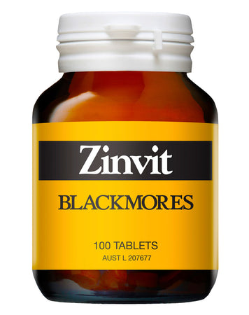 Zinvit by Blackmores