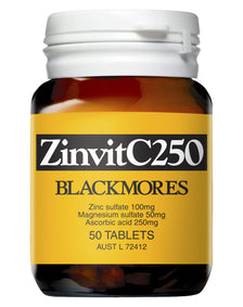 Zinvit C250 by Blackmores