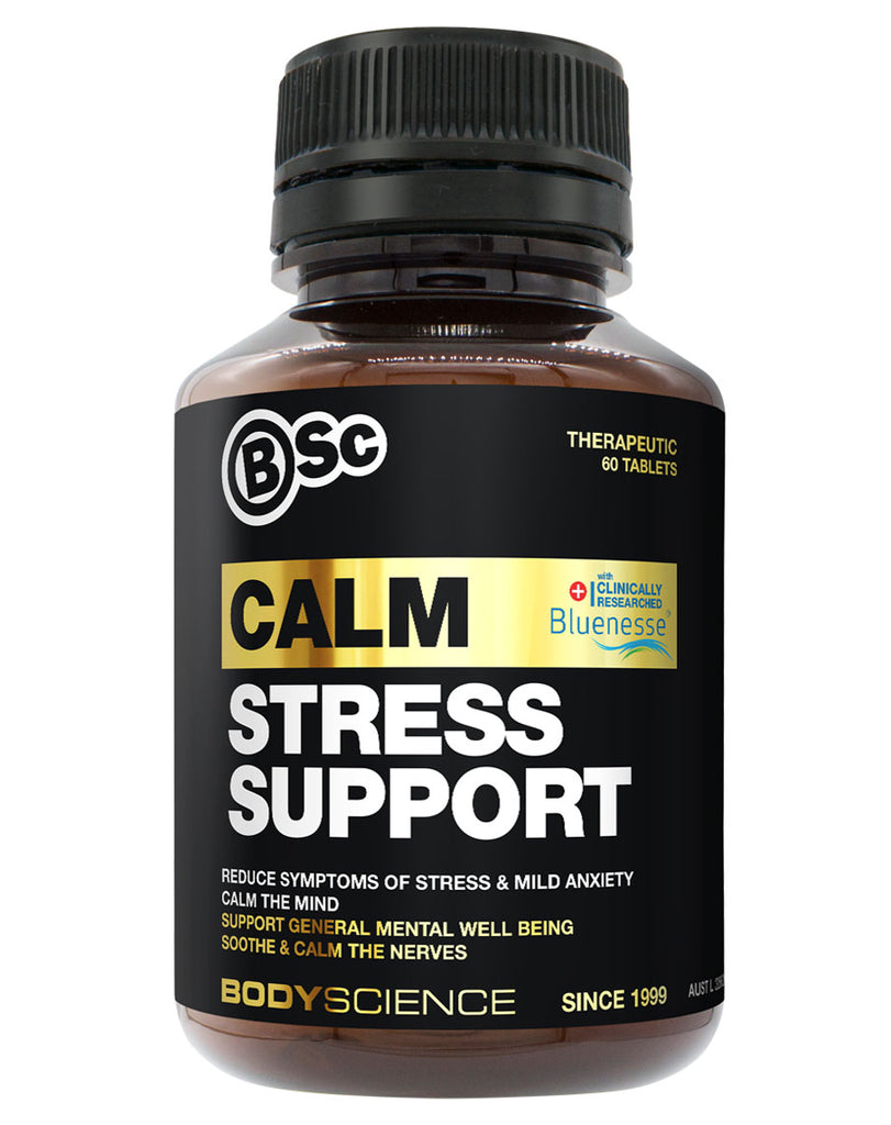 Calm Stress Support by Body Science BSc