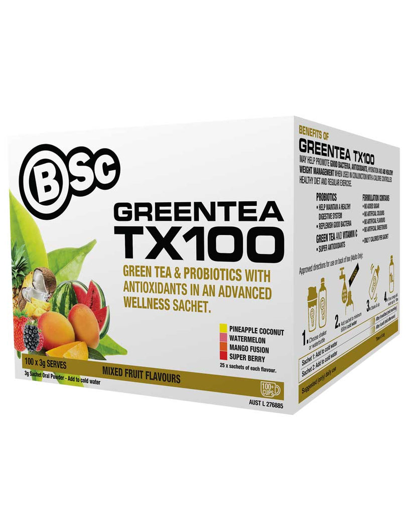 Green Tea TX100 By Body Science BSc
