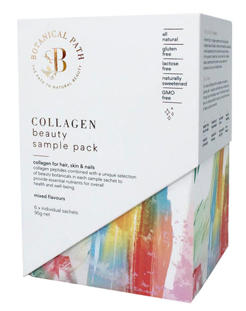 Collagen Beauty Sample Pack by Botanical Path