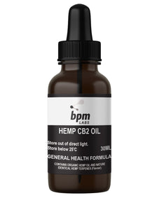 Hemp CB2 Oil by BPM Labs