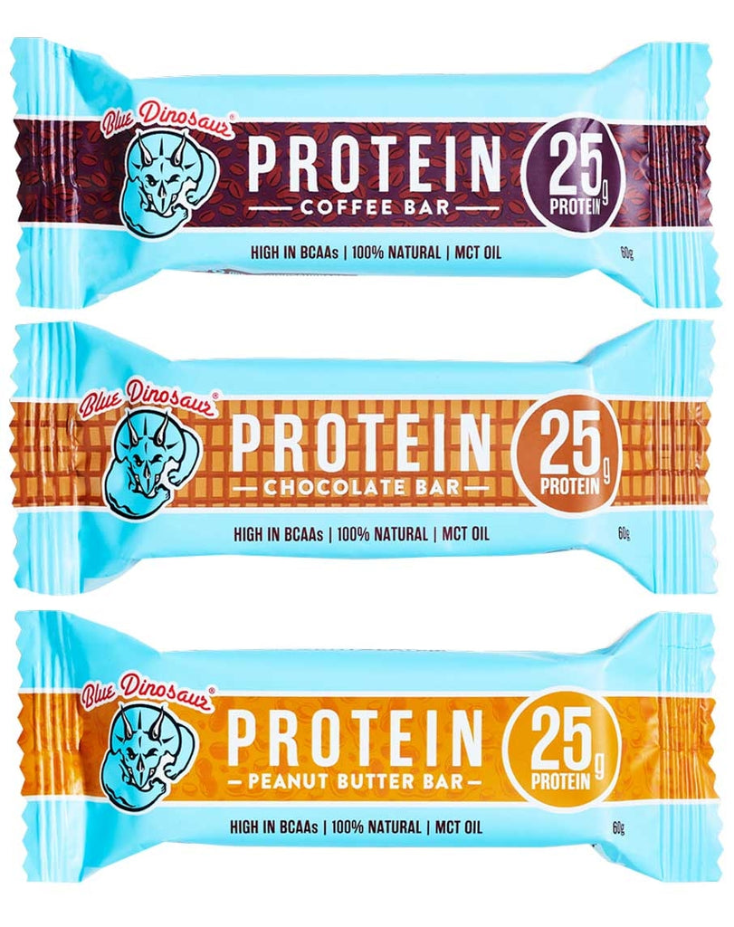 Protein Bar by Blue Dinosaur