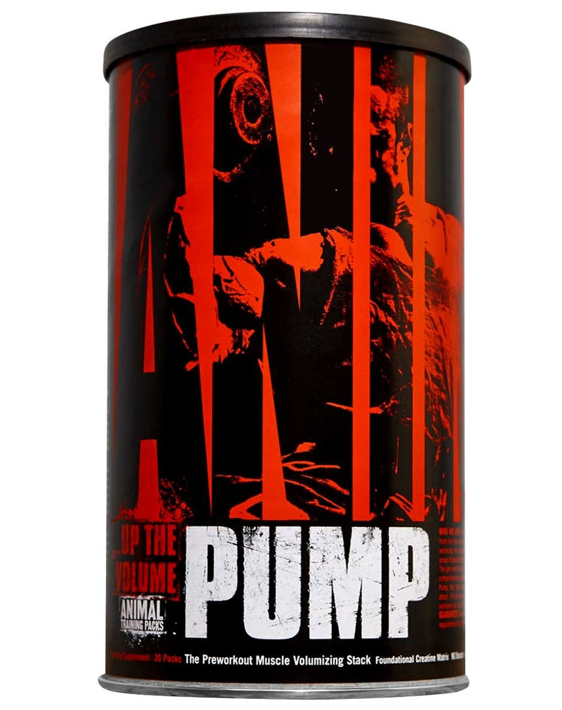Animal Pump by Universal Nutrition