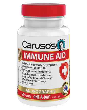 Immune Aid (Andrographis) by Caruso's Natural Health