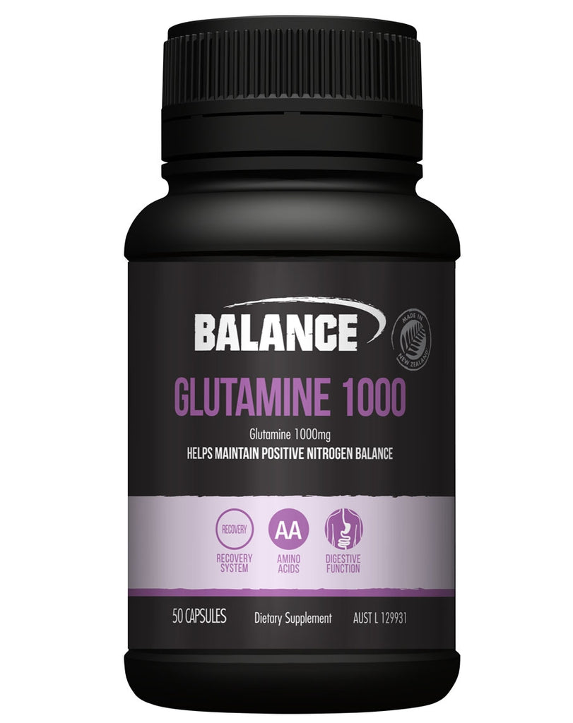 Glutamine 1000 by Balance
