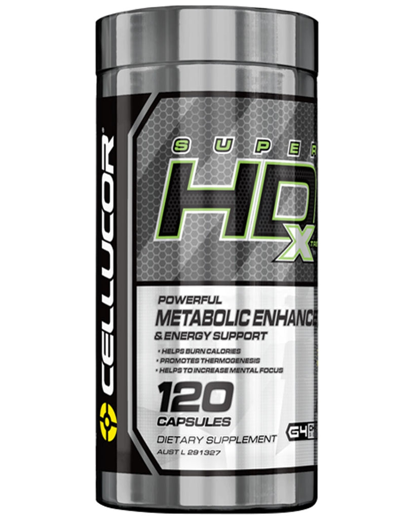 Super HD Xtreme Capsules by Cellucor