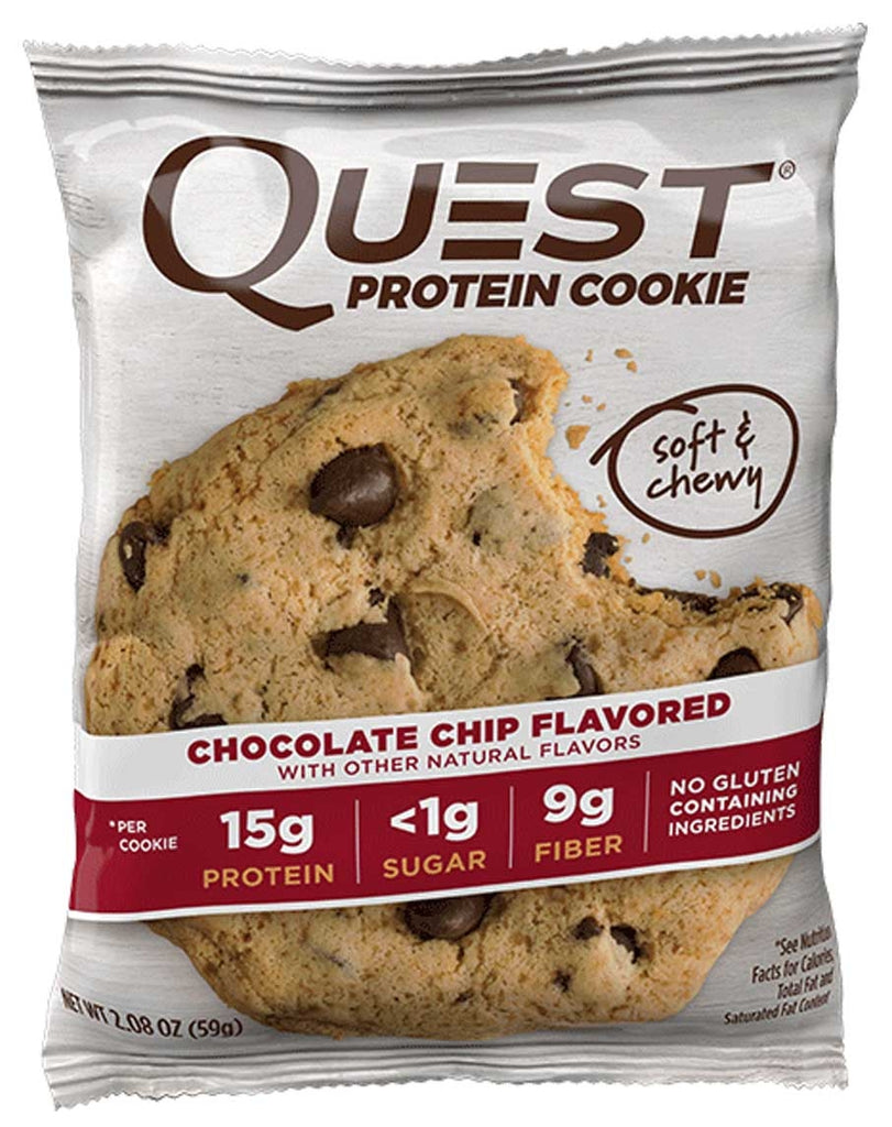 Quest Protein Cookie by Quest Nutrition