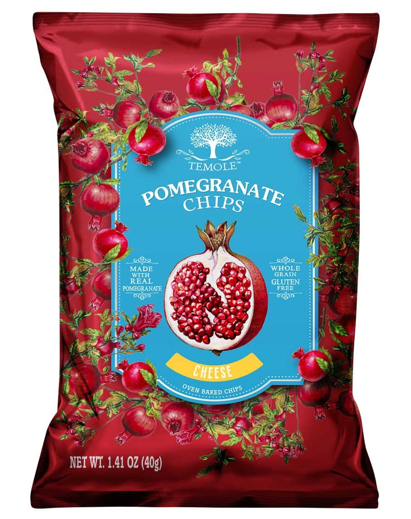 Pomegranate Chips by Temole