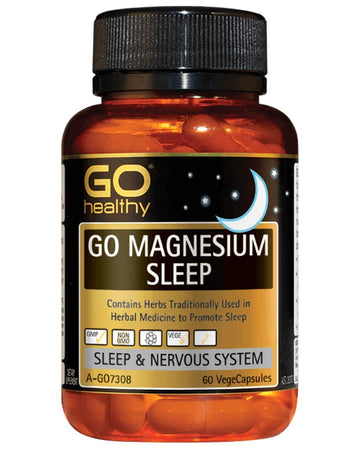 Go Magnesium Sleep by Go Healthy