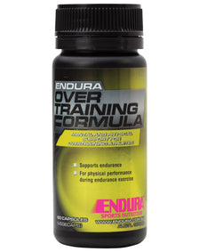 Over Training Formula by Endura