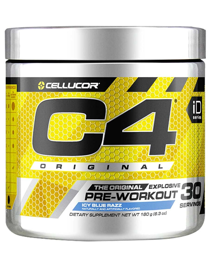 C4 Original (ID Series) by Cellucor