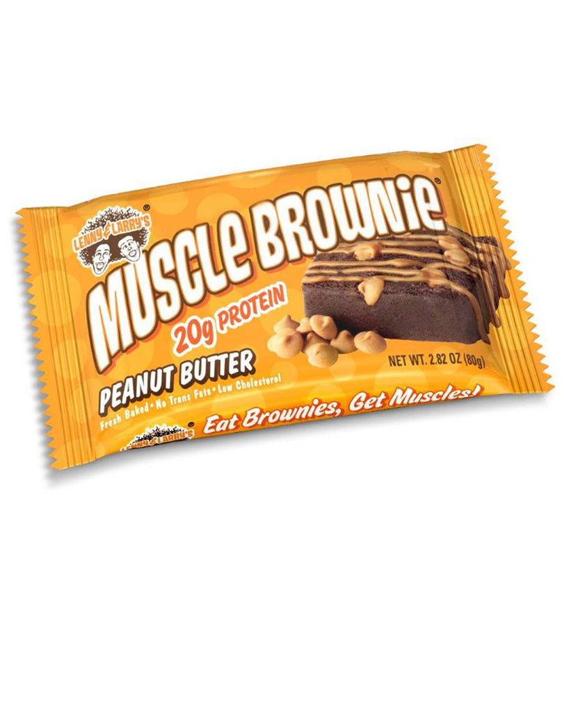 Muscle Brownie by Lenny & Larry's - Peanut Butter