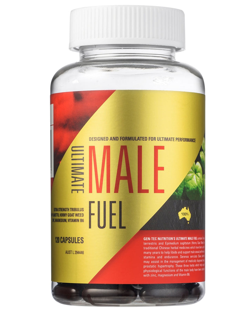 Ultimate Male Fuel Capsules by Gen-Tec Nutrition