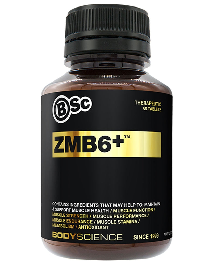ZMB6+ by Body Science BSc