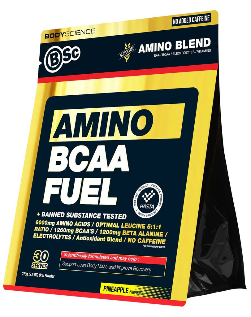 Amino BCAA Fuel by Body Science BSc