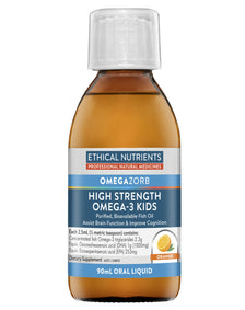 High Strength Omega-3 Kids (Omegazorb) by Ethical Nutrients