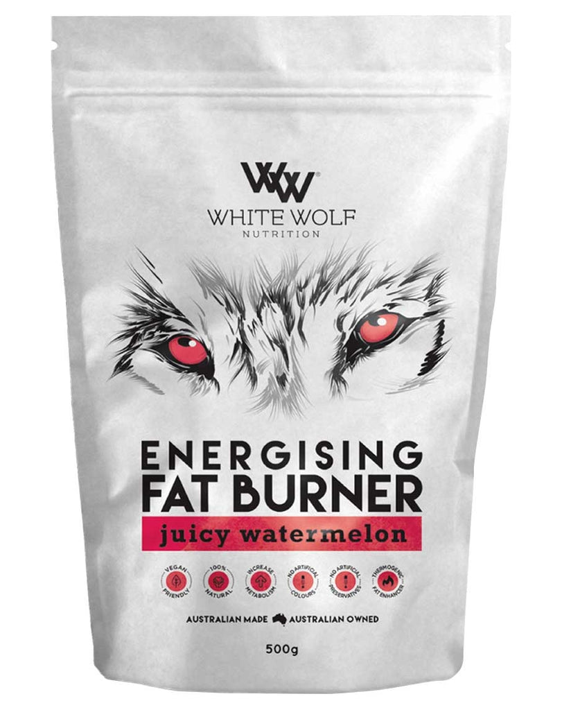 Energising Fat Burner by White Wolf Nutrition