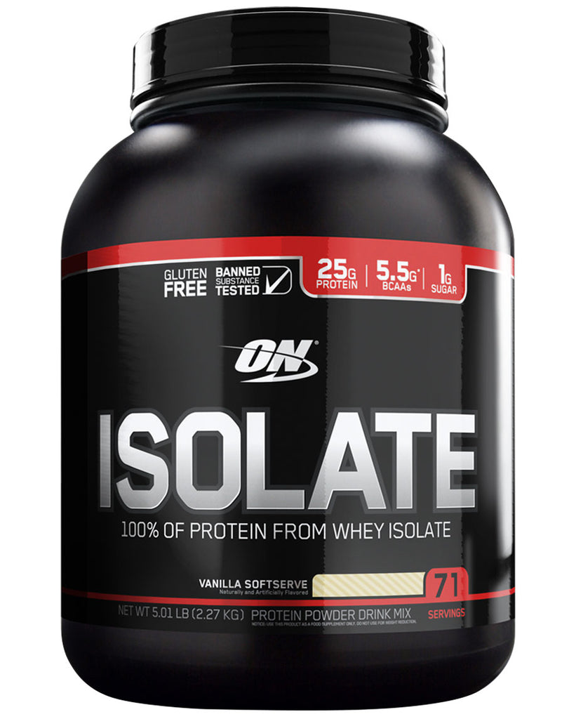 Isolate by Optimum Nutrition