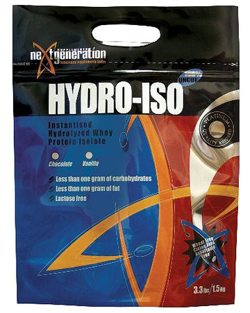 Hydro Iso WPI by Next Generation Supplements