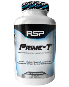 Prime T by RSP Nutrition