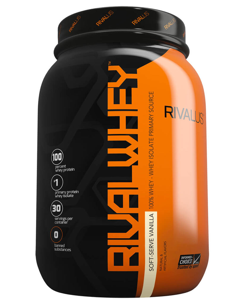 Rival Whey by Rival Us