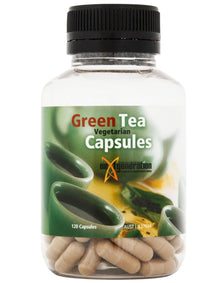 Green Tea Vegetarian Capsules by Next Generation Supplements