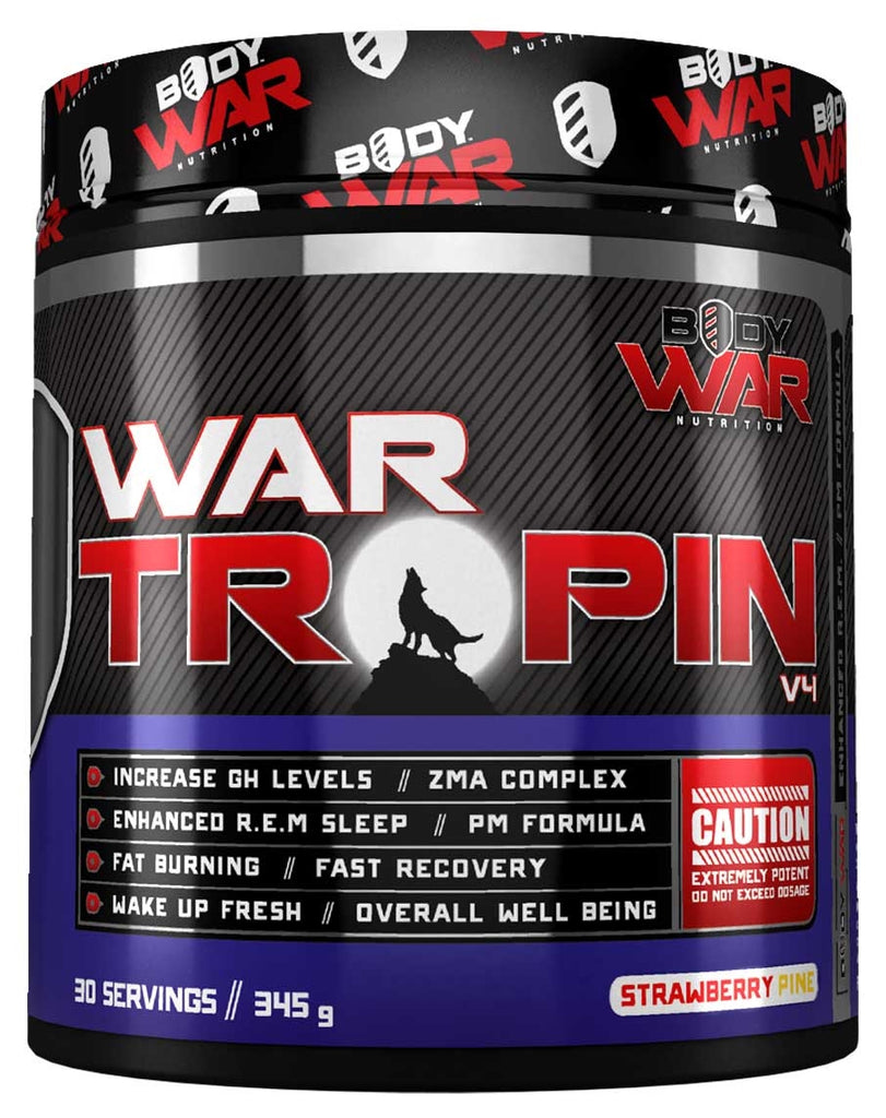 Wartropin By Body War Nutrition