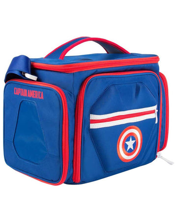 Meal Prep Bag (Captain America - 3 Meal) by Performa