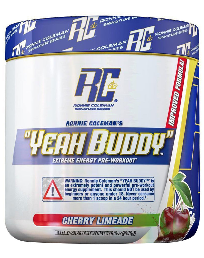 Yeah Buddy by Ronnie Coleman