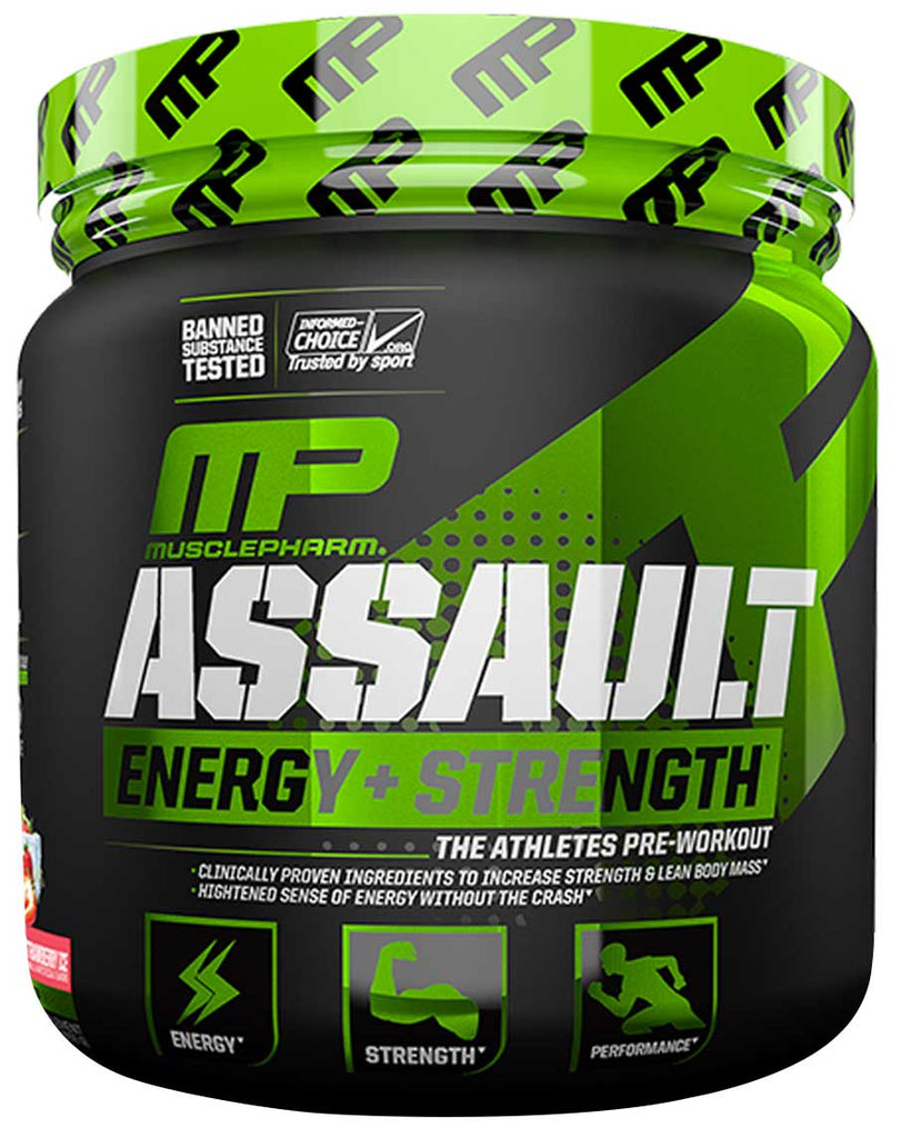 Assault Sport By Muscle Pharm